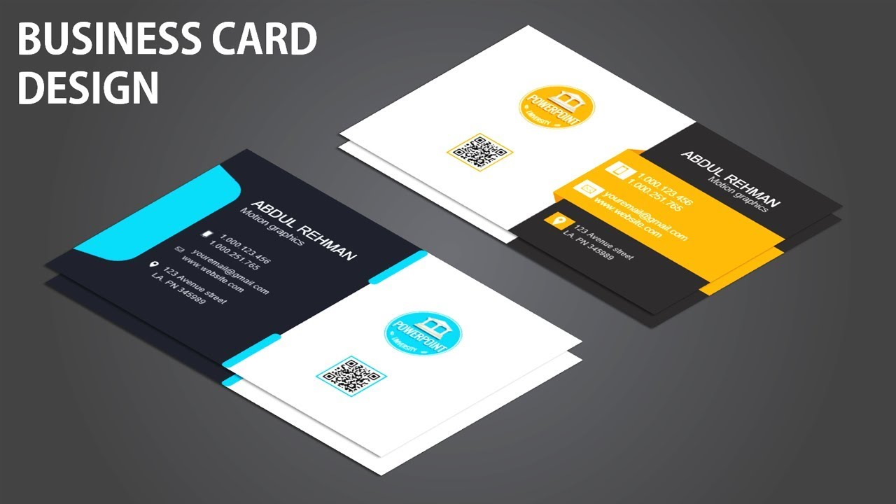 A Smart Way to Save Money on Business Cards